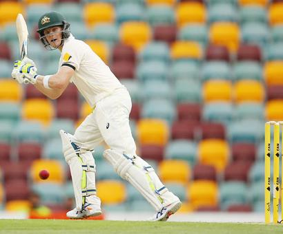 PHOTOS, Day 2: Marsh, Smith script Aus recovery after early blow