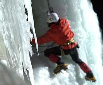 Frozen in Spiti: A look at India's first frozen waterfall-climbing film