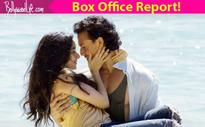 Baaghi box office collection: Shraddha Kapoor and Tiger Shroff romantic actioner OPENS big at single screens and massively in UAE!