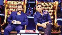 The Great Indian Laughter Challenge: When Akshay Kumar and Saif Ali Khan had a dance-a-thon!