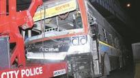 Buses race on Kolkata roads; 1 dead, 4 injured