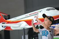 Chinese aircraft manufacturer use...