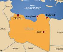 Armed clashes set Libya's Tripoli ablaze