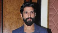 Farhan Akhtar wants to trace his roots, back to Uttar Pradesh