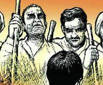 Dalit sarpanch beaten for sharing dais with MP CM