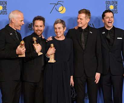 Golden Globes 2018: Did the right films win? VOTE!