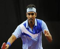Sharath Kamal Stars For India In Asian Table Tennis Championship