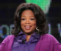 I always wanted to be an actress: Oprah Winfrey