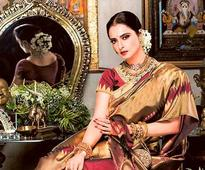 Rekha, the enigmatic Bollywood icon honoured at Diff