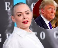 Rose McGowan calls out media for helping Donald Trump: 'You are POISONING us'