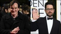 Quentin Tarantino, JJ Abrams team up for 'Star Trek' film!