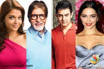 Aishwarya, Big B, Aamir, Deepika invited for Oscar Academy