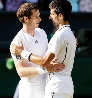 Wimbledon: Djokovic, Murray seeded for final showdown