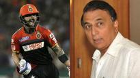 Sunil Gavaskar is afraid of Virat Kohli!
