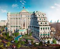 Starwood announce Middle East expansion