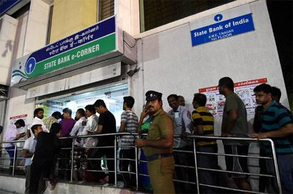 Demonetisation impact on banks: Asset quality risks will show only in Q4