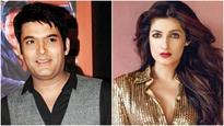 Did Twinkle Khanna take a DIG at Kapil Sharma's 'sloshed' mid-air antics?