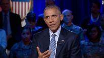 Obama on Kaepernick's anthem protest