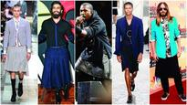 Are you ready for the man skirt?