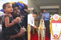RFID technology to ensure security of children at Sabarimala