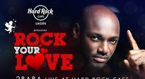 2baba To Perform At Hard Rock Cafe