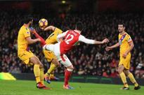 Arsenal ace delivers verdict on Olivier Giroud's scorpion kick goal: He was very lucky!