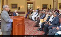 Democracy Little Noisy, Engaging Issues Pays Dividends: President Mukherjee