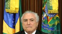Brazil's Temer seeks constitutional change to curb public spending