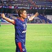I-league   Bengaluru FC fly high against DSK with 7-0 scoreline