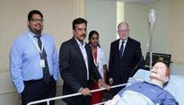 IHHC sets up first ICU simulation lab to train nursing staff