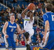 Hofstra pulls away late for 77-66 CAA win over Delaware