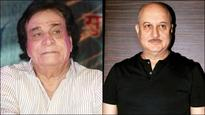 What has Anupam Kher done except sing praises for PM Modi: Kader Khan hits out