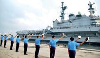 INS Viraat Decommissioned