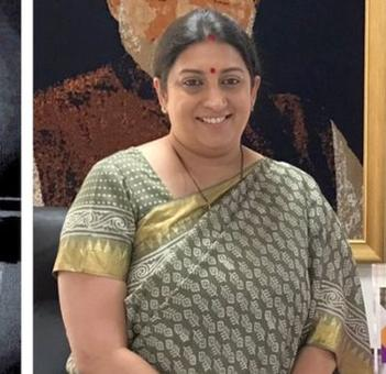 Delhi HC stays inspection of Smriti Irani's education records