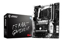 Xeon Based MSI E3 Krait Gaming Motherboard For Gaming…WOW!