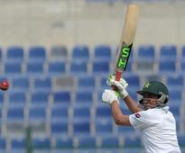 Pakistan 95-2 at lunch in second West Indies Test
