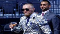 Come and get me: McGregor's response to alleged threats made against his life