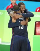 7 amazing photos from Team USA celebrating gold-medal win over Serbia