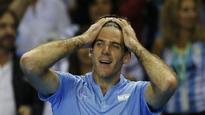 Del Potro beats Murray in five-set Davis Cup epic