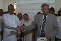 Democratic Party inks an agreement to join UNP