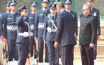 Obama-fame IAF officer Pooja Thakur gets wings back after reinstatement order
