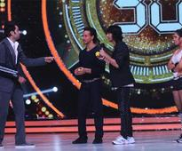 Shantanu Maheshwari earns a peck from judge Jacqueline on Jhalak Dikhhla Jaa