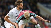 Llorente will give Swansea 'presence'