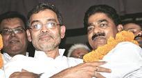 Upendra Kushwaha re-elected RLSP chief