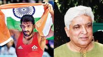 I've also made India proud: Yogeshwar Dutt slams Javed Akhtar over 'hardly literate' comment