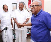 My priority is to learn things from VS, says Pinarayi
