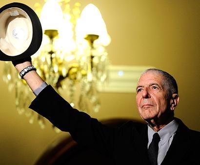 Sanjana Kapoor's sweet Leonard Cohen story!