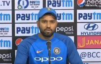 We always come at each other very hard: Rohit