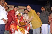 Devotion to guru manifest