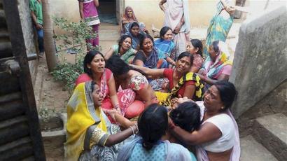 Jharkhand CM announces Rs 5 lakh for kin of Sukma martyr